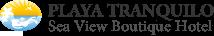 Logo Playa Tranquilo
