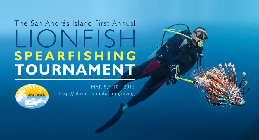Lionfish Spearfishing Tournament